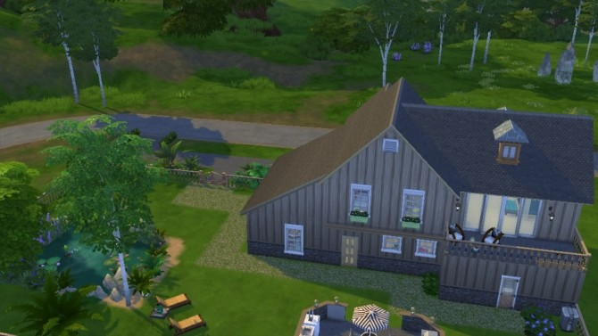 Sims 4 Large family haven by alilona at Mod The Sims