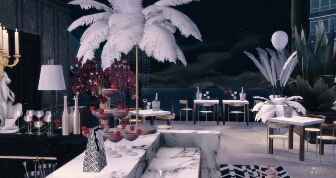 The Great Gatsby Nightclub at Milja Maison image 16811 670x355 Sims 4 Updates