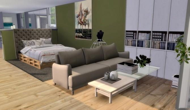 Sims 4 Several rooms at Guijobo