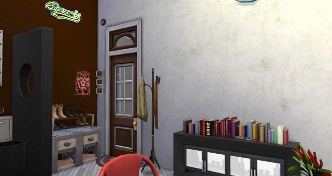 Sims 4 920 studio médina by Coco Simy at L'UniverSims