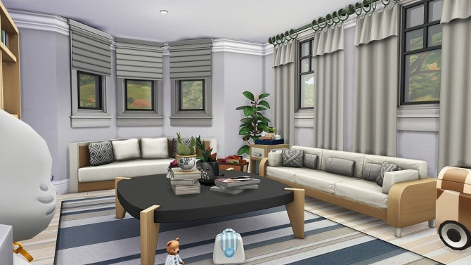 Sims 4 FOSTER HOME at Aveline Sims