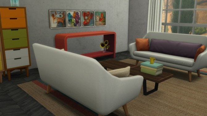 Frozen Moments paintings + frames at b5Studio image 1777 670x377 Sims 4 Updates