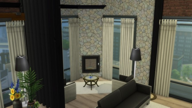 Twin patio by Falco at L'UniverSims image 1804 670x377 Sims 4 Updates
