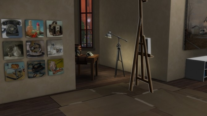 Frozen Moments paintings + frames at b5Studio image 18112 670x377 Sims 4 Updates