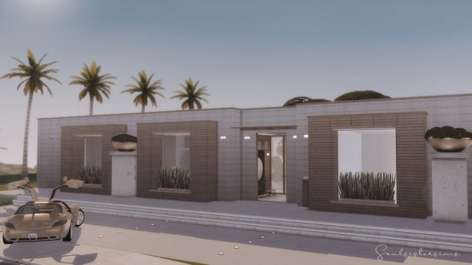 118 | MINIMALIST ASIAN HOME at SoulSisterSims image 18116 670x377 Sims 4 Updates