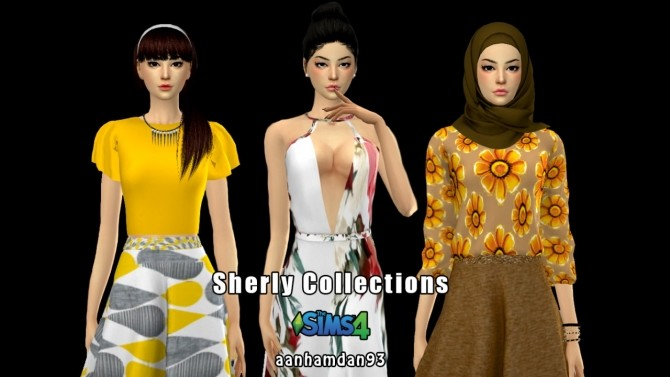 Sherly Collections at Aan Hamdan Simmer93 image 1889 670x377 Sims 4 Updates