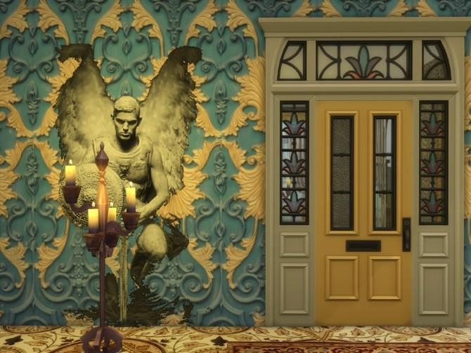 More Golden Walls at Anna Quinn Stories image 19113 670x503 Sims 4 Updates