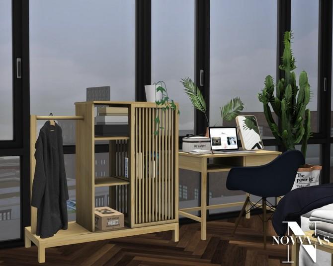 Sims 4 NORDKISA SERIES at Novvvas
