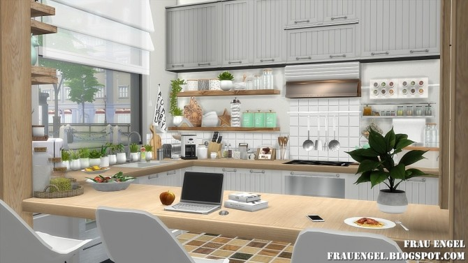 Lets Stay Home at Frau Engel image 19410 670x377 Sims 4 Updates