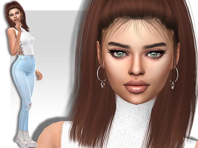 Sims 4 Regan Baird at MSQ Sims
