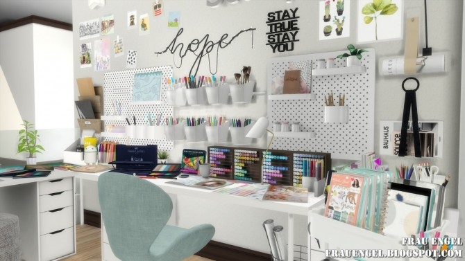 Lets Stay Home at Frau Engel image 1968 670x377 Sims 4 Updates