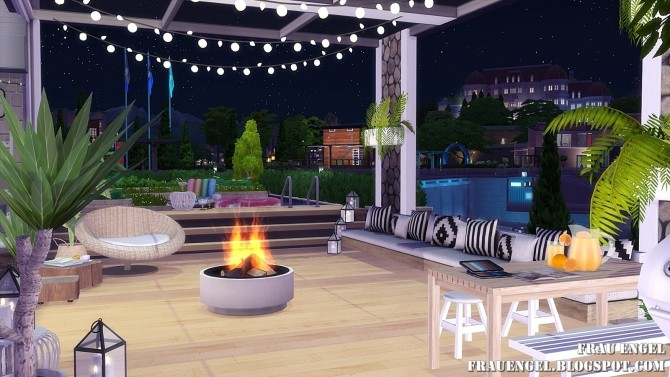 Lets Stay Home at Frau Engel image 1978 670x377 Sims 4 Updates