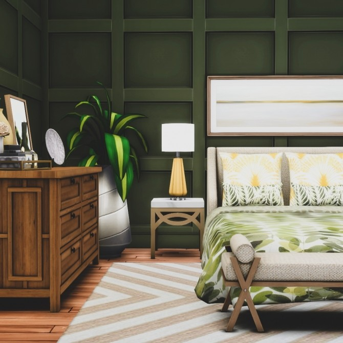 Shaker Panelling Simple Style in Natural & Painted Finishes at Simsational Designs image 20114 670x670 Sims 4 Updates