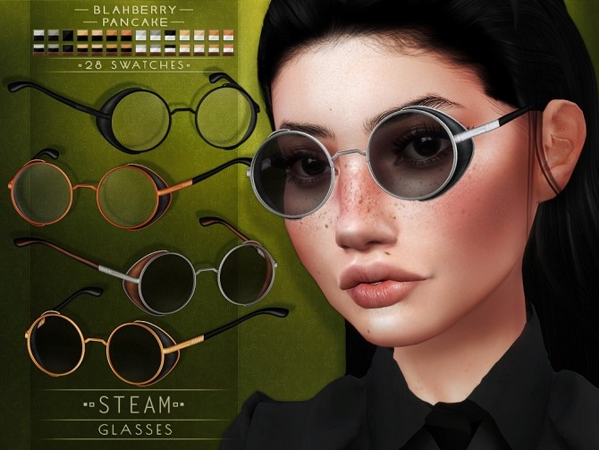 Steam glasses at Blahberry Pancake image 206 670x503 Sims 4 Updates