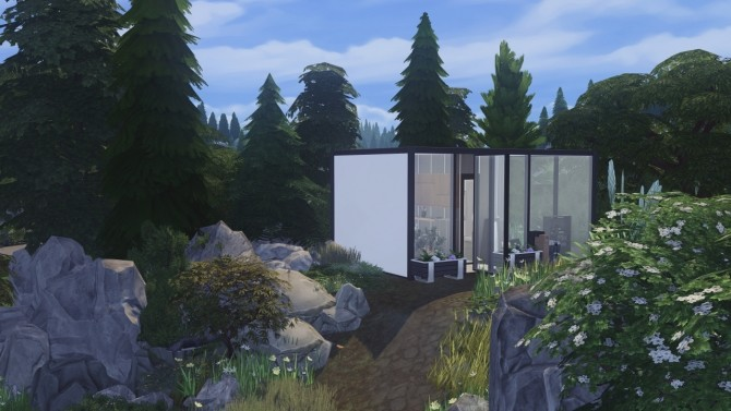 Sims 4 The Mirror House at Harrie