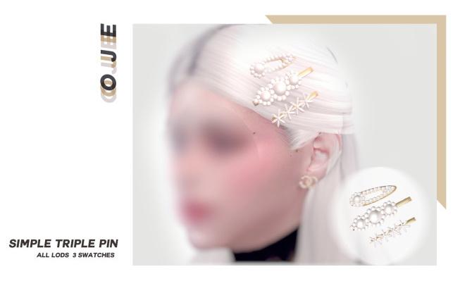 Apoyo jewellery set part 1 at OJE image 2484 Sims 4 Updates