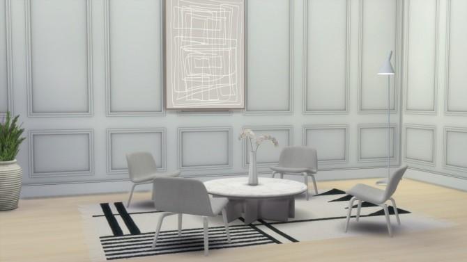 VISU LOUNGE CHAIR (UPHOLSTERED) at Meinkatz Creations image 2533 670x377 Sims 4 Updates