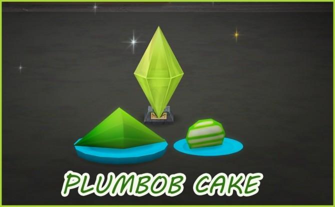 PLUMBOB CAKE at Icemunmun image 2572 670x414 Sims 4 Updates