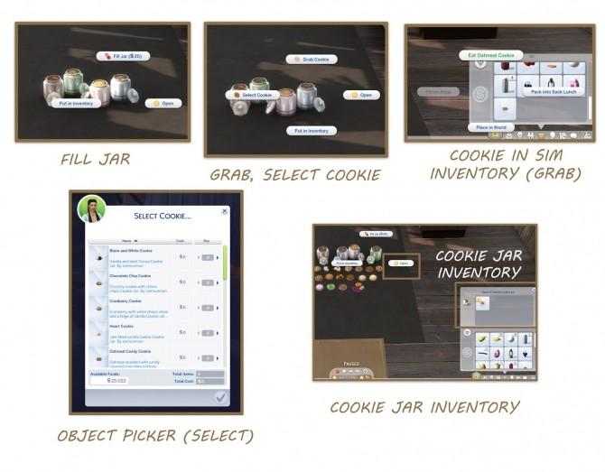 FUNCTIONAL COOKIE JAR at Icemunmun image 259 670x523 Sims 4 Updates