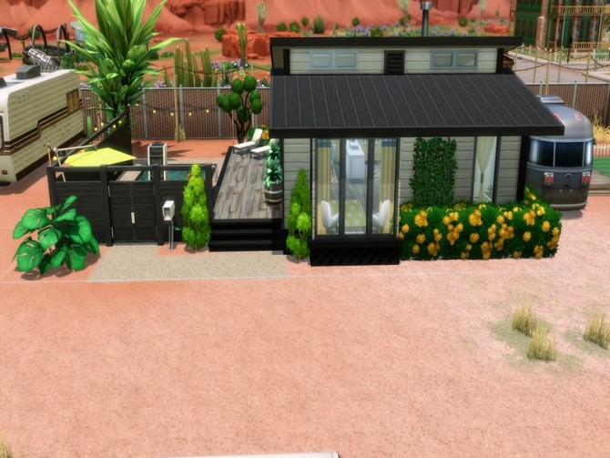 Bachelor/ette Pad starter by LJaneP6 at TSR image 263 670x503 Sims 4 Updates