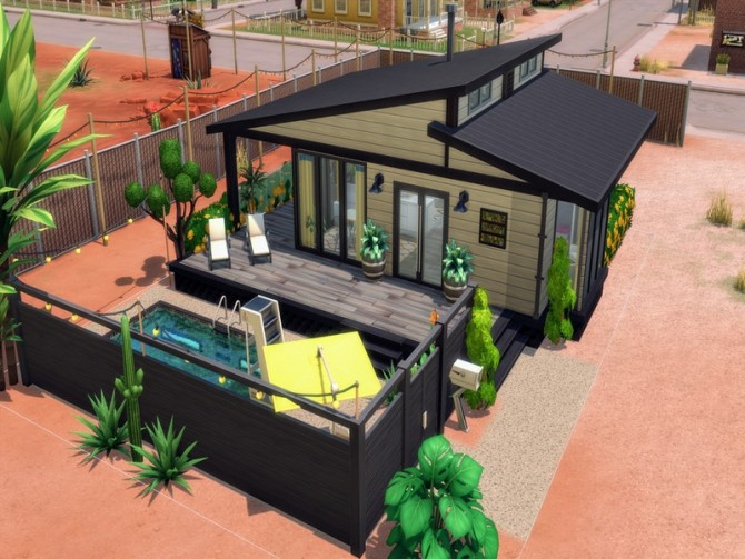 Bachelor/ette Pad starter by LJaneP6 at TSR image 273 670x503 Sims 4 Updates