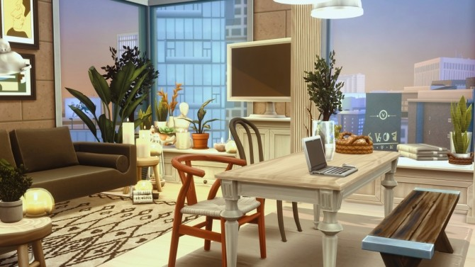 Hipster Hygge Apartment at Harrie image 2752 670x377 Sims 4 Updates