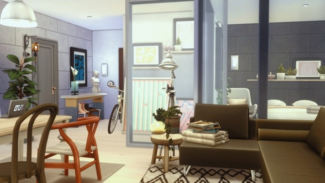 Hipster Hygge Apartment at Harrie image 2761 670x377 Sims 4 Updates