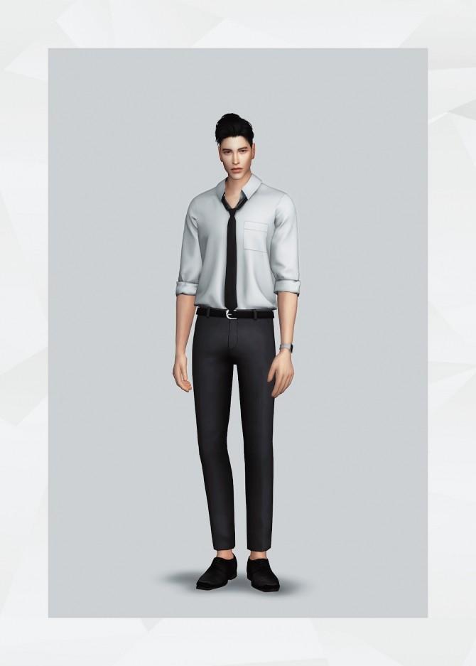 Friday Shirt at Gorilla image 2871 670x937 Sims 4 Updates