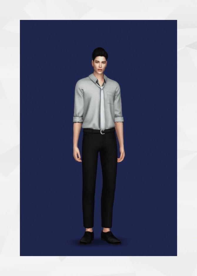 Friday Shirt at Gorilla image 2881 670x937 Sims 4 Updates