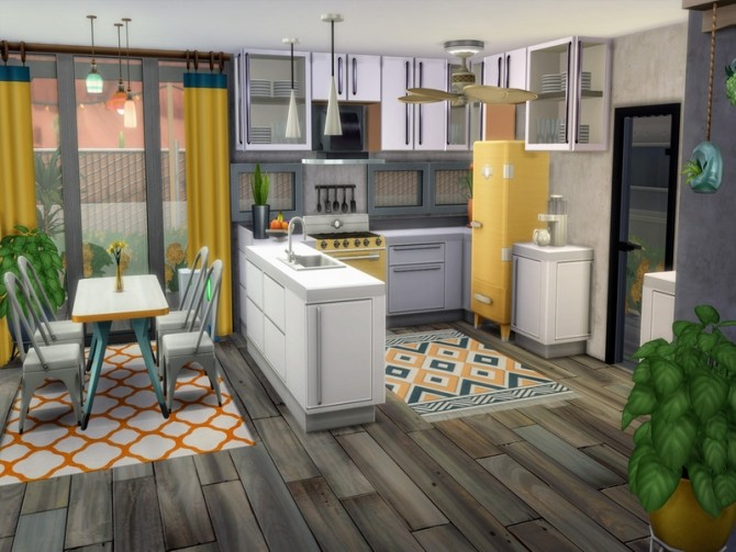 Bachelor/ette Pad starter by LJaneP6 at TSR image 293 670x503 Sims 4 Updates