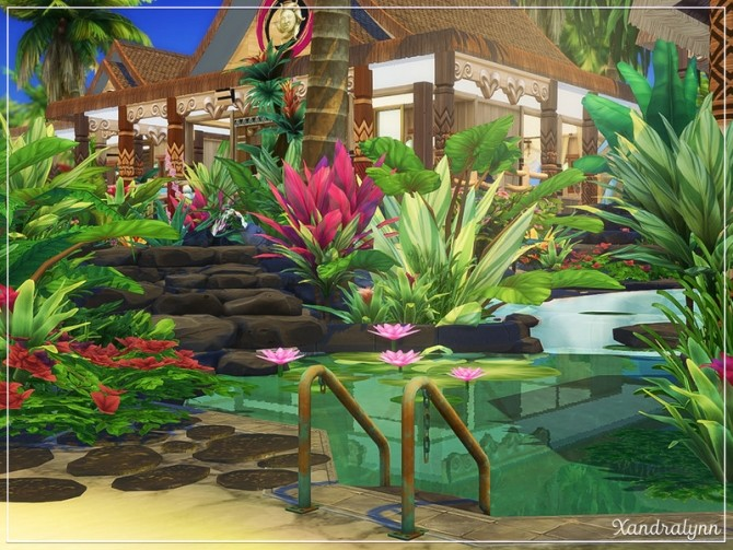 Viridian Gardens by Xandralynn at TSR image 3020 670x503 Sims 4 Updates