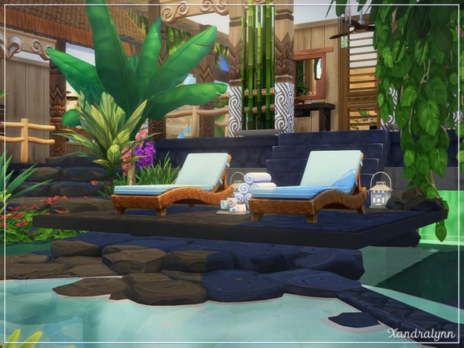 Viridian Gardens by Xandralynn at TSR image 3120 670x503 Sims 4 Updates