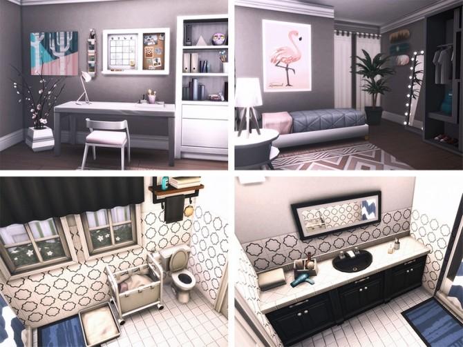Immortal Suburban by xogerardine at TSR image 380 670x503 Sims 4 Updates