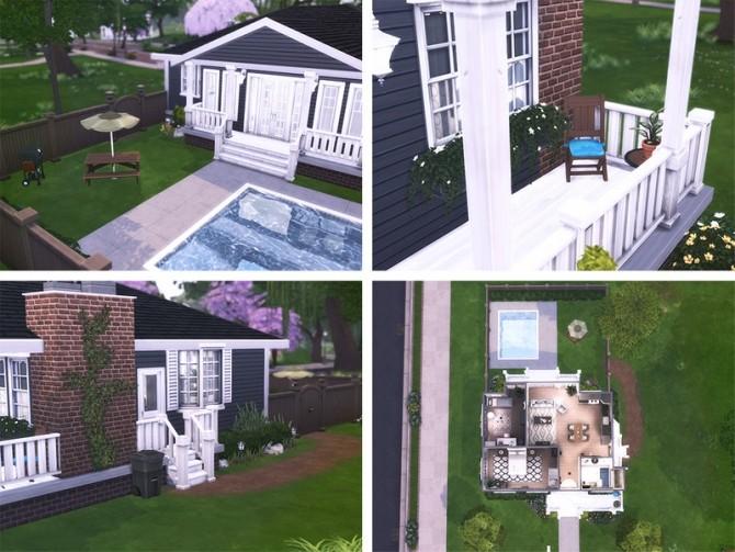 Immortal Suburban by xogerardine at TSR image 4100 670x503 Sims 4 Updates
