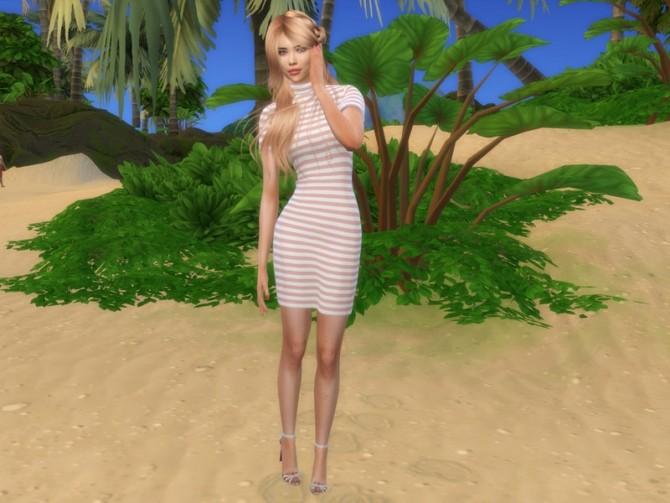 Sims 4 Brianna Nagel by divaka45 at TSR
