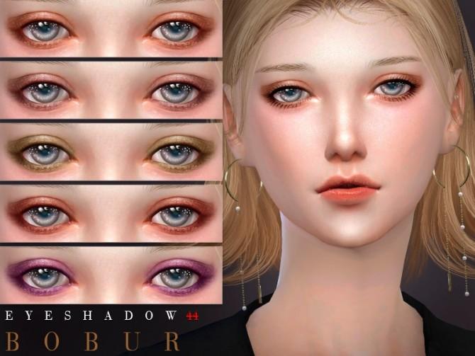 Sims 4 Eyeshadow 44 by Bobur3 at TSR