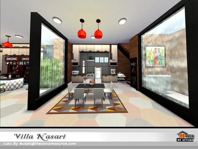 Sims 4 Villa Nasari NoCC by autaki at TSR