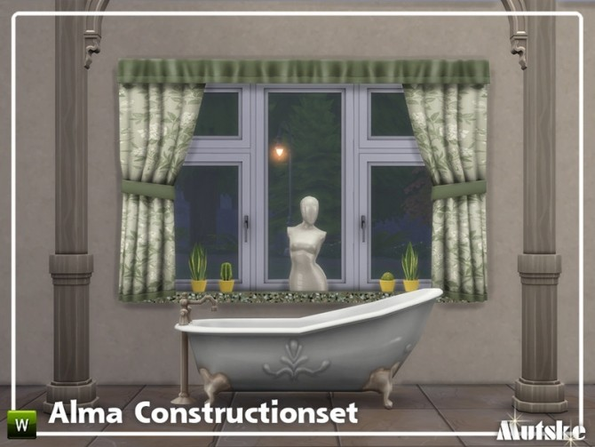 Alma Construction set Part 3 by mutske at TSR image 5923 670x503 Sims 4 Updates