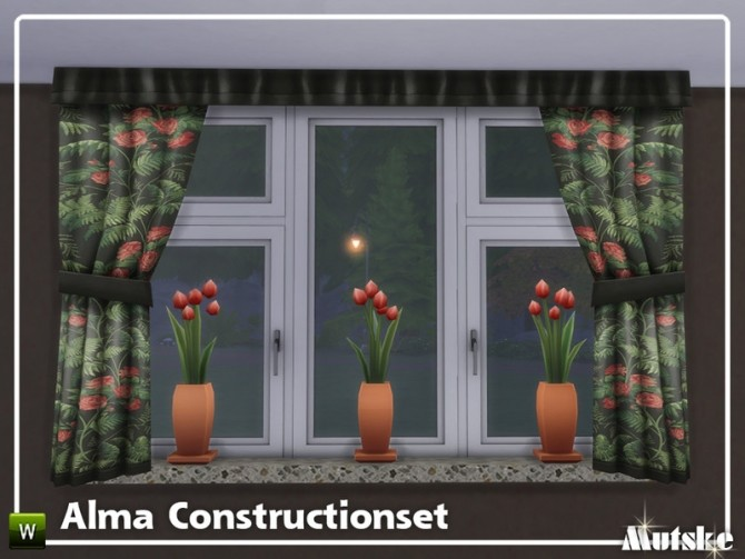Alma Construction set Part 3 by mutske at TSR image 6023 670x503 Sims 4 Updates