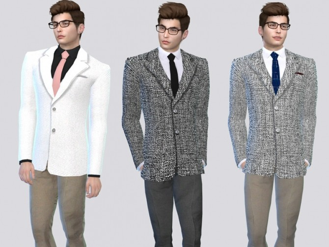 The Americana Suit Jacket by McLayneSims at TSR image 6105 670x503 Sims 4 Updates