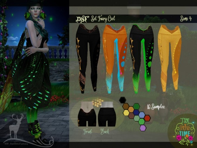 DSF SET FAIRY CIEL by DanSimsFantasy at TSR image 6613 670x503 Sims 4 Updates