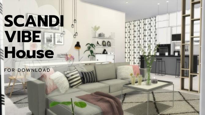SCANDI VIBE HOUSE at Dinha Gamer image 723 670x377 Sims 4 Updates