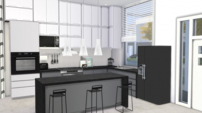 SCANDI VIBE HOUSE at Dinha Gamer image 753 670x377 Sims 4 Updates