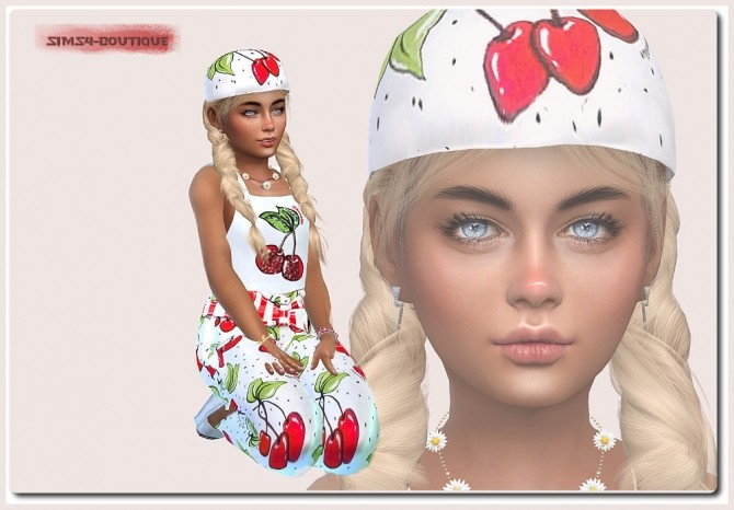 Designer Set for Child Girls at Sims4 Boutique image 8016 670x466 Sims 4 Updates