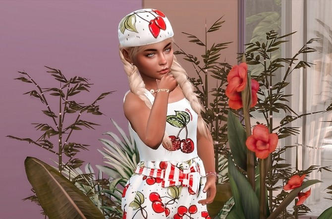 Designer Set for Child Girls at Sims4 Boutique image 8118 670x442 Sims 4 Updates