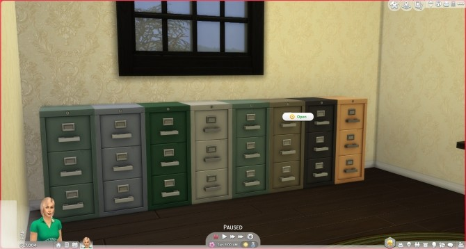 Storable File Cabinets by aldavor at Mod The Sims image 83 670x358 Sims 4 Updates