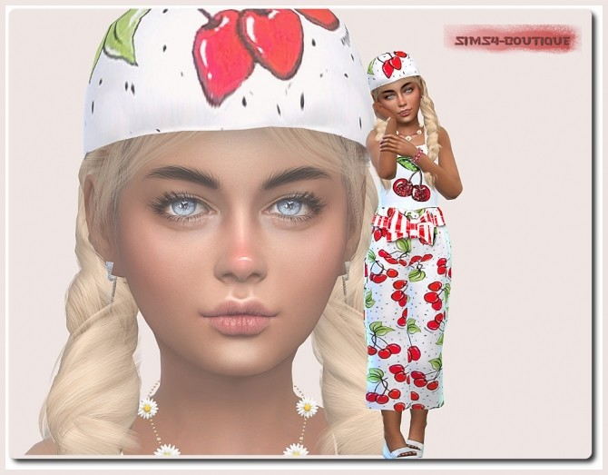 Designer Set for Child Girls at Sims4 Boutique image 8416 670x523 Sims 4 Updates