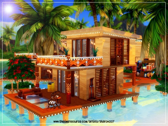 Sims 4 Sapphire Shores by sharon337 at TSR