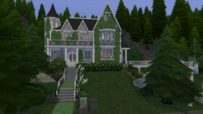 Charming Manor by RayanStar at Mod The Sims image 8922 670x377 Sims 4 Updates