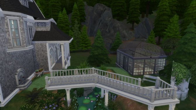 Charming Manor by RayanStar at Mod The Sims image 9021 670x377 Sims 4 Updates